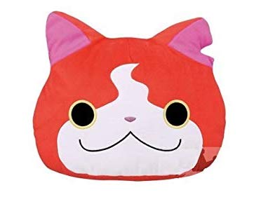 Big Jibanyan Face Plush Yokai Watch