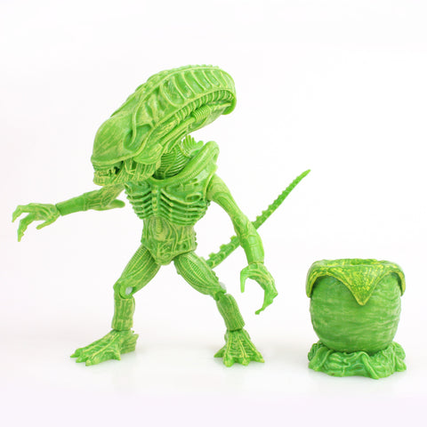 Aliens Action Vinyls - Xenomorph (Green)