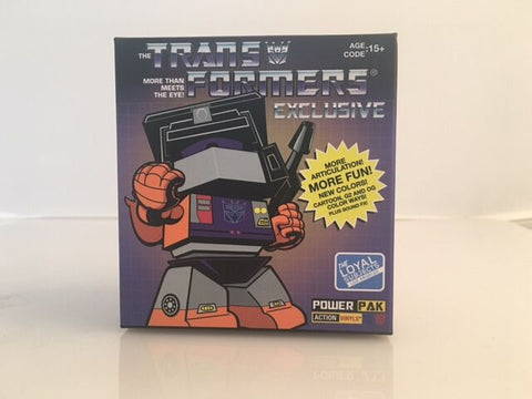 Transformers Power Pack Wave 3 Action Vinyls (Single Box)