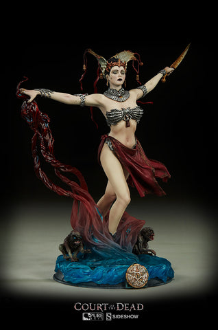 PureArts Court of the Dead : Gethsemoni 1/8 Scale Figure (In Stock)