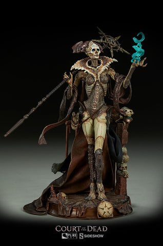 PureArts Court of the Dead: Xiall 1/8 Scale Figure (In Stock)