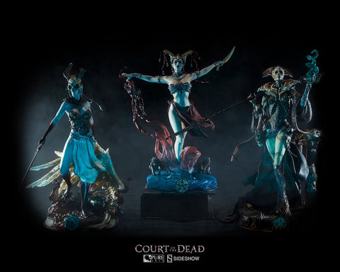PureArts Court of the Dead : Bundle of 3 - 1/8 Scale Figures (In Stock)