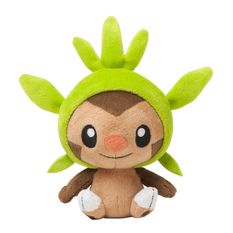 Chespin Pokedoll from Pokemon Center