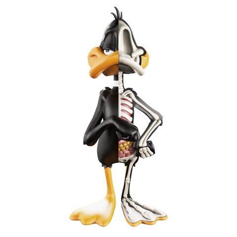 XXRAY Daffy Duck (03)