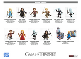 Game of Thrones Action Vinyls (Display Box of 12 units)