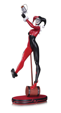 DC Comics Cover Girls : Harley Quinn Statue