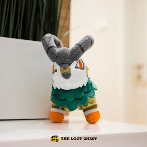Gogoat Pokedoll from Pokemon Center