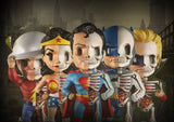 XXRAY Dissected Vinyl Figures DC Mystery Pack