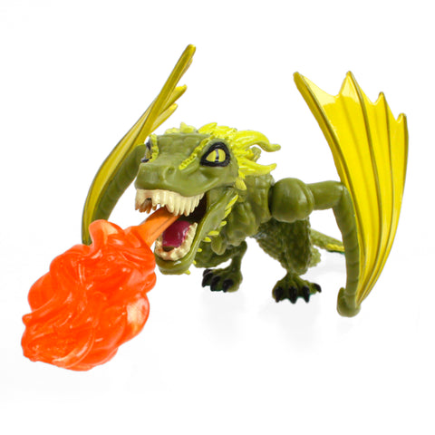 Game of Thrones Rhaegal Action Vinyl