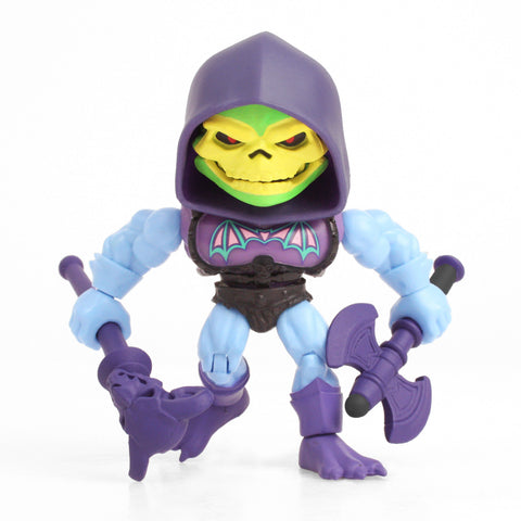Masters of the Universe Wave 2 Action Vinyls - Battle Armor Skeletor