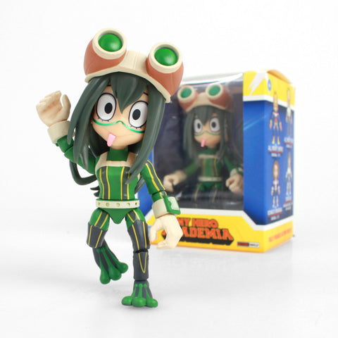 My Hero Academia Action Vinyls - Tsuyu Asui