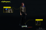 PureArts Cyberpunk 2077 : V Female - 1/6 Fully Articulated Scale Figure (Pre-Order)