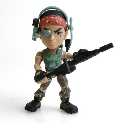 Aliens Action Vinyls - Jenette Vasquuez