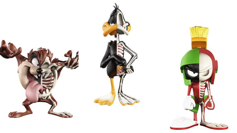 XXRAY Looney Tunes Wave 2 (Pack of 3)