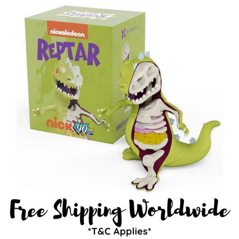 XXRAY Plus : Reptar (Substandard Box)