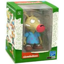 Nickelodeon Splat! Action Vinyls - Rocko