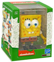Nickelodeon Splat! Action Vinyls - Spongebob
