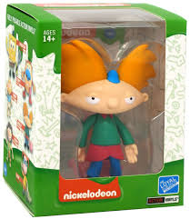 Nickelodeon Splat! Action Vinyls - Arnold
