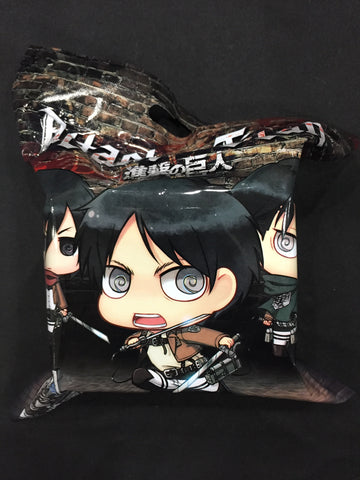 Attack on Titan Backpack Hanger in Blind Bag (Single Packet)