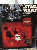 Star Wars Helmet Hanger In Blind Bag (Single Packet)