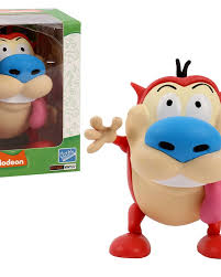 Nickelodeon Splat! Action Vinyls - Stimpy
