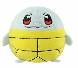Bandai Squirtle Small Round Plush