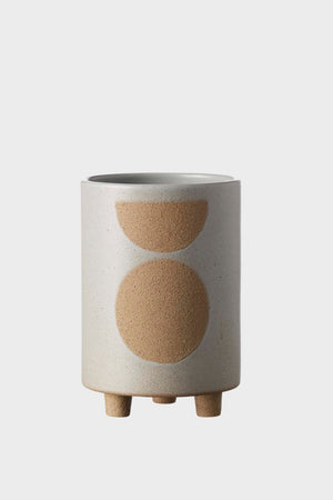 Birch Pot Tall - Fog
