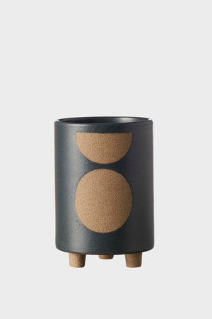 Birch Pot Tall - Slate