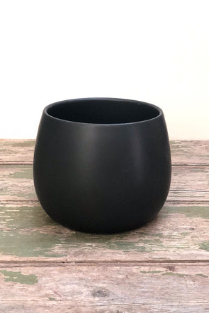 Tub pot - Black