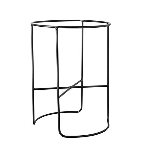 IVY MUSE MEDIUM CHAMELEON PLANT STAND IN BLACK