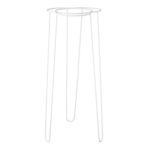 IVY MUSE DAISY PLANT STAND IN WHITE