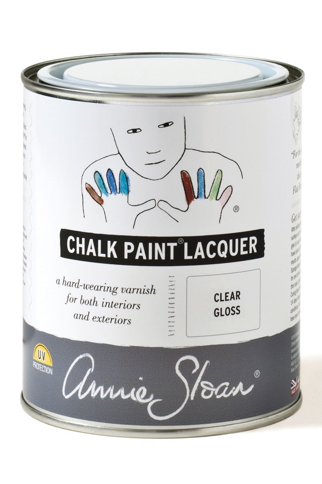 Chalk Paint® Lacquer - Gloss Finish