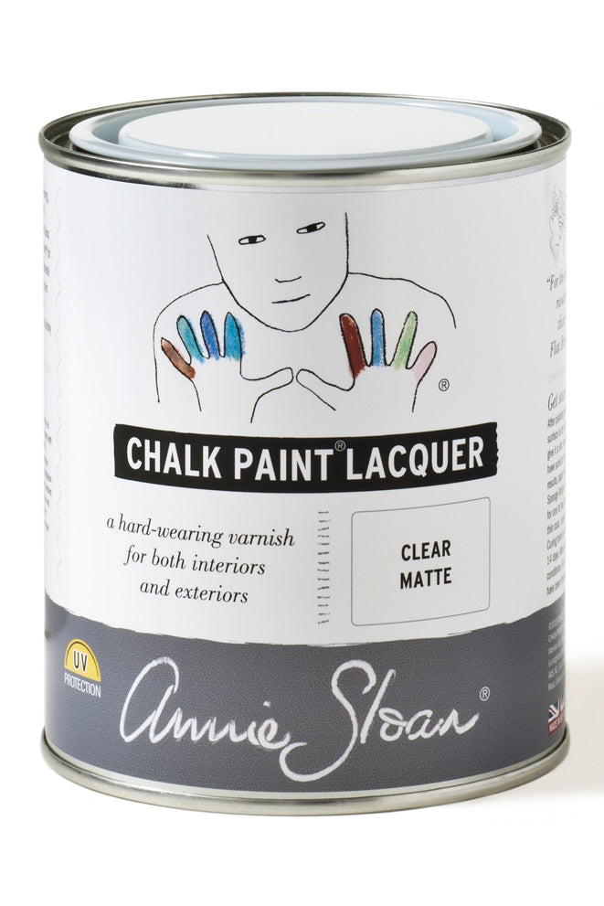 Chalk Paint® Lacquer - Matte Finish