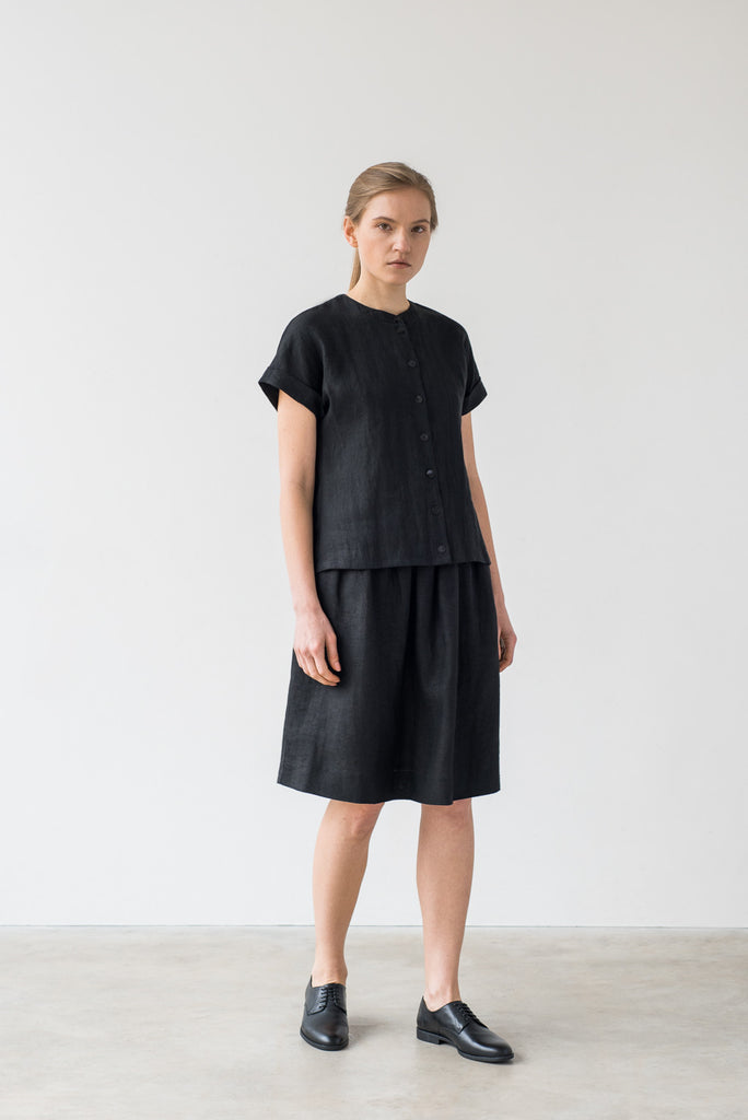 Ofelia skirt in black - Ode to Sunday
