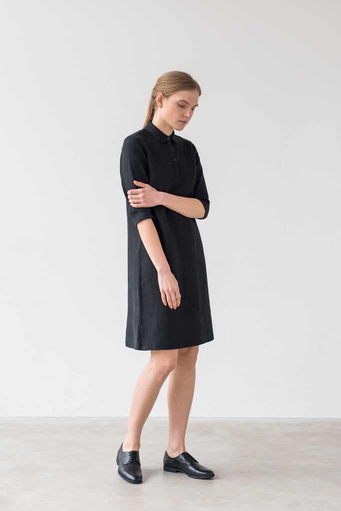 Emily dress in black - Ode to Sunday