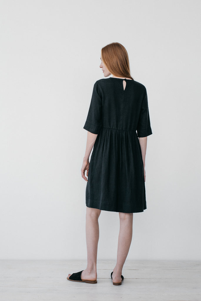 Colette dress in black - Ode to Sunday