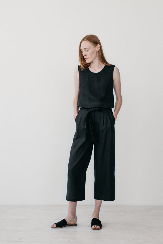 Camilla pants in black - Ode to Sunday