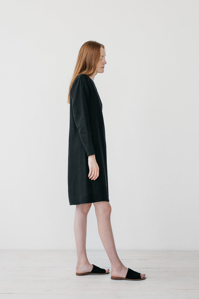 Elsa dress in black - Ode to Sunday