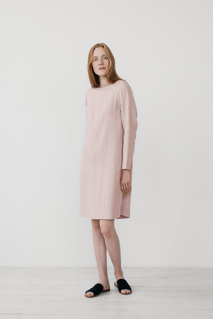 Elsa dress in light pink - Ode to Sunday
