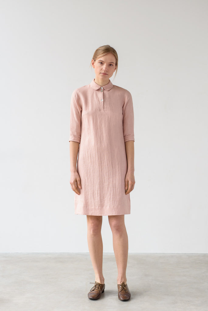 Emily dress in light pink - Ode to Sunday