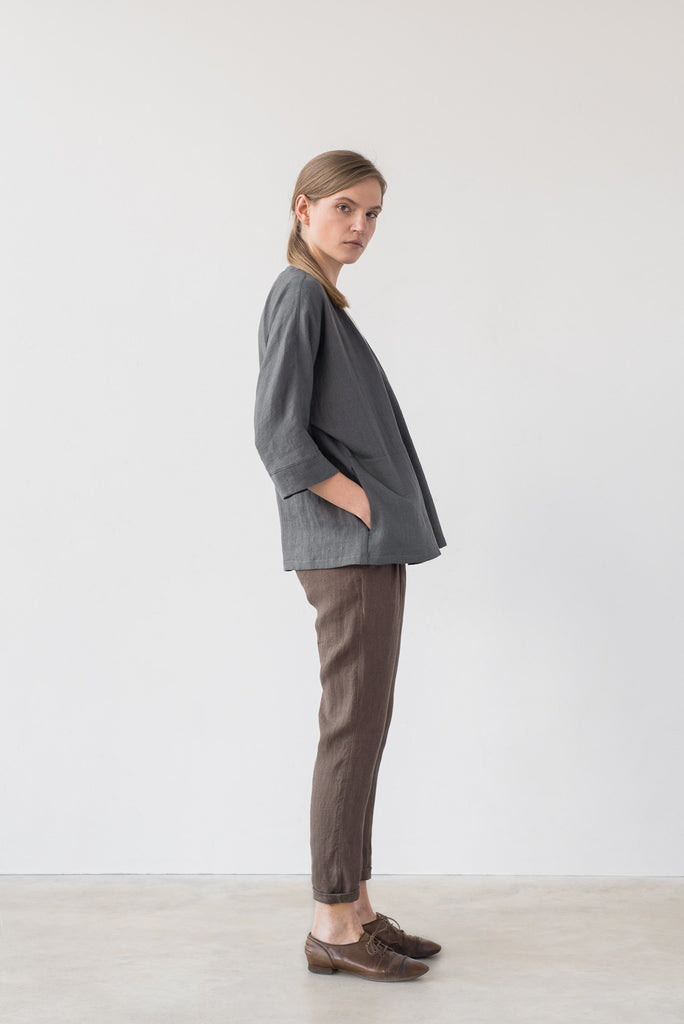 Hanna pants in brown - Ode to Sunday