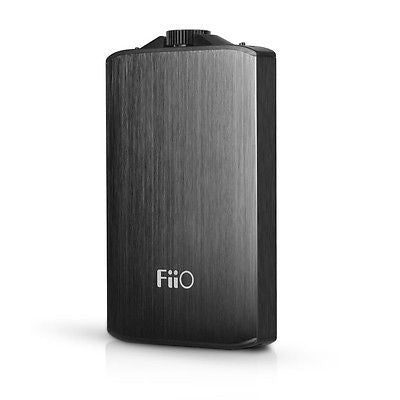 FiiO A3 Portable Headphone Amplifier + EX1 In-Ear Monitor Headphones BUNDLE - AV Shop UK - 2