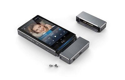 FiiO X7 (Standard Edition) Android Lossless (FLAC/MP3/DXD/PCM) DAP/DAC + AM2 Medium Amp Module BUNDLE - AV Shop UK - 2