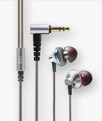 FiiO X7 Android Lossless (FLAC/MP3/DXD/PCM) DAP/DAC+EX1 IEM Headphones BUNDLE - AV Shop UK - 3