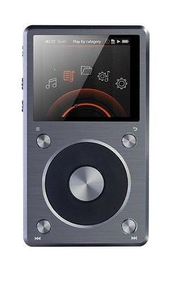 FiiO X5ii 2nd Gen Lossless (FLAC/WAV/MP3) DAP & E12a Headphone Amp BUNDLE - AV Shop UK - 2