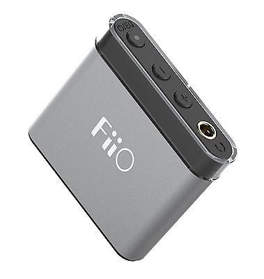 FiiO A1 Portable Headphone Amplifier & E06 Successor With 3 EQ + Bass Boost - AV Shop UK - 1