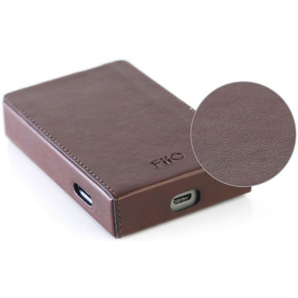 FiiO LC-FX3221 Faux Leather Case for FiiO X3ii - AV Shop UK - 3