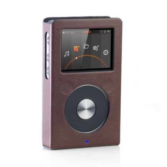 FiiO LC-FX3221 Faux Leather Case for FiiO X3ii - AV Shop UK - 1