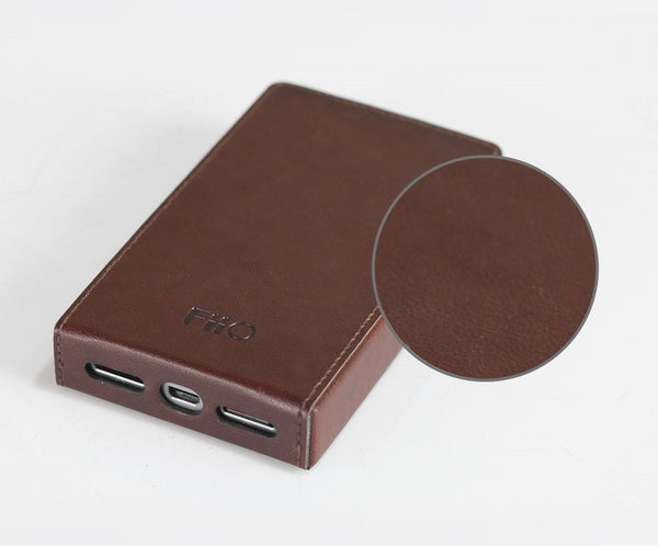 FiiO LC-FX5221 Faux Leather Case for FiiO X5ii - AV Shop UK - 3