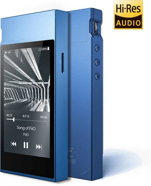 FiiO M7 Hi-Res Lossless Audio Player with Bluetooth